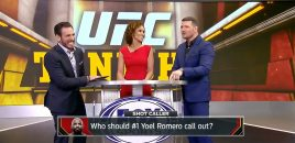 """Shot Caller"" On UFC Tonight: Florian And Bisping Do Their Best Impressions Of McGregor, Diaz, Rockhold + Romero"