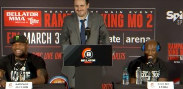 Bellator 175: Rampage vs King Mo 2 Pre-Fight Press Conference