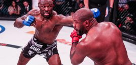 """King Mo"" Lawal Evens Score With Unanimous Decision Win Over ""Rampage"" Jackson (photos)"
