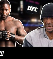 "Snoop Dogg Breaks Down UFC LHW Anthony ""Rumble"" Johnson's Career Highlights"