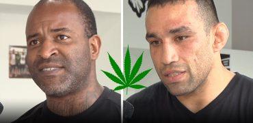Kelvin Gastelum's Coach Rafael Cordeiro + Fabricio Werdum React To USADA Marijuana Violation