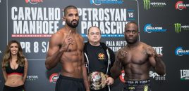 Bellator 176 + Bellator Kickboxing 5 Weigh-in (photos)