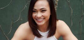 (360° VR / 4K) UFC's Michelle Waterson Talks Namajunas, Beating Paige VanZant + Signing With WME
