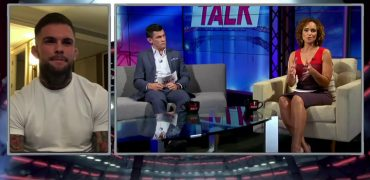 FS1's TUF Talk: Cody Garbrandt Explains Why He Grabbed TJ Dillashaw's Neck