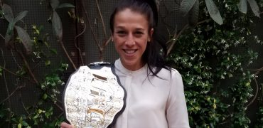 Champion Joanna Jedrzejczyk Media Q&A Before UFC 211 Fight With Jessica Andrade