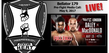 Bellator 179: Paul Daley vs Rory MacDonald Pre-Fight Media Call (LIVE! / FULL)