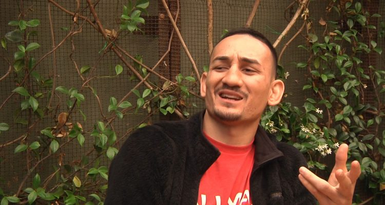 UFC Champ Max Holloway Thinks Magana Should Have Seen Cyborg's Punch Coming...