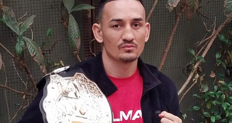 Max Holloway Talks UFC 212 Aldo Fight, Iconic Scrap With Lamas, Cyborg vs Magana + More!