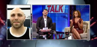 FS1's TUF Talk: Justin Edwards Talks About Getting 1st TUF 25 Win For Team Garbrandt