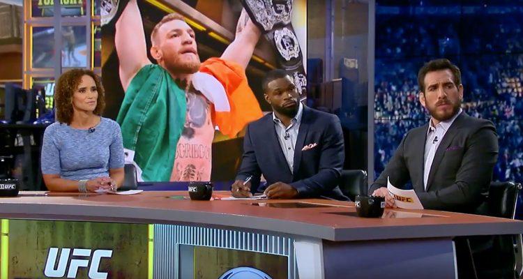 UFC President Dana White Joins FS1's UFC Tonight To Talk Mayweather vs McGregor