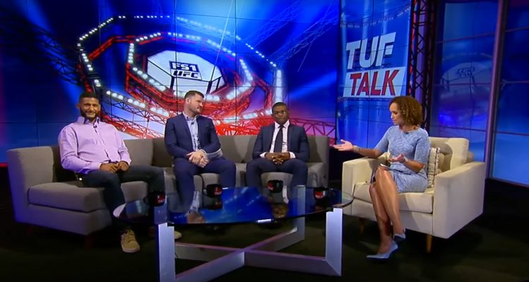 TUF Talk: Dhiego Lima And Gilbert Smith Recap Their Fight With Karyn Bryant And Michael Bisping