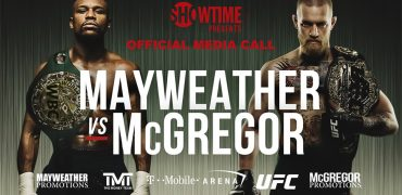 Floyd Mayweather vs Conor McGregor Official Media Conference Call! (FULL)