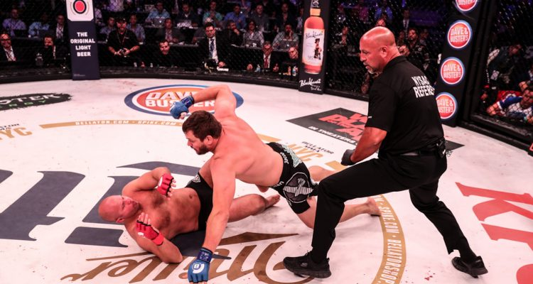 Bellator NYC: Sonnen vs Silva (photos)