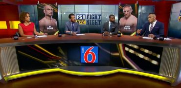 UFC Oklahoma City: BJ Penn vs Dennis Siver FS1 Highlights