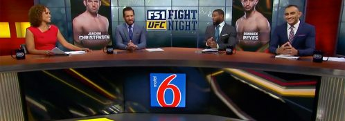 UFC Oklahoma City: Joachim Christensen vs. Dominick Reyes FS1 Highlights