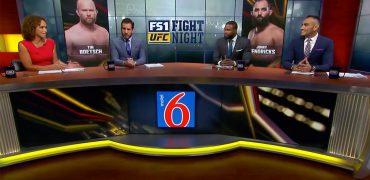 UFC Oklahoma City: Tim Boetsch vs Johny Hendricks FS1 Highlights