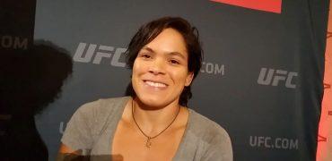 UFC 213: Champ Nunes Talks Shevchenko Rematch; Says GDR Should Have Fought Cyborg