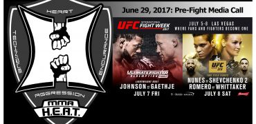 UFC 213: Nunes vs Shevchenko 2 / The Ultimate Fighter: Redemption Finale - Media Call (FULL)