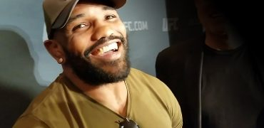 "UFC 213's Yoel Romero On Being A Villain, Rivalry With Champ ""Boy"" Michael Bisping"