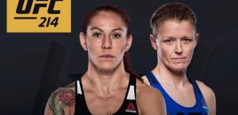 UFC 214: Megan Anderson Is Out; Tonya Evinger Steps In To Face Cris Cyborg