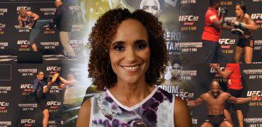 Day 1: UFC International Fight Week 2017 : Workouts + Women Of UFC Panel