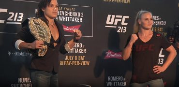 UFC 213 Pre-Fight Face-Offs: Nunes x Shevchenko, Romero x Whittaker, Werdum x Overeem + More! (LIVE)