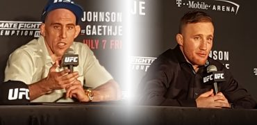 TUF 25 Finale Post-Fight Press Conference: Justin Gaethje + Jesse Taylor Win Impressively!