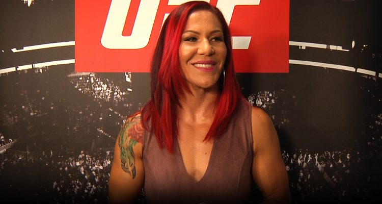 UFC 214's Cris Cyborg Talks Evinger Title Fight, Nunes Dropping Out Of UFC 213