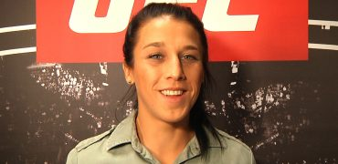 UFC 213: Strawweight Champ Joanna Jedrzejczyk Explains How Close She Was To Fighting Shevchenko