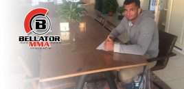 Bellator MMA Signs Top-Ranked Middleweight Gegard Mousasi To An Exclusive Multi-Fight Contract