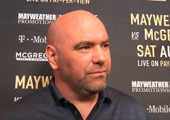 Dana White Says Conor Hits Like A Truck; If He Does Catch Floyd He'll Knock Him Out