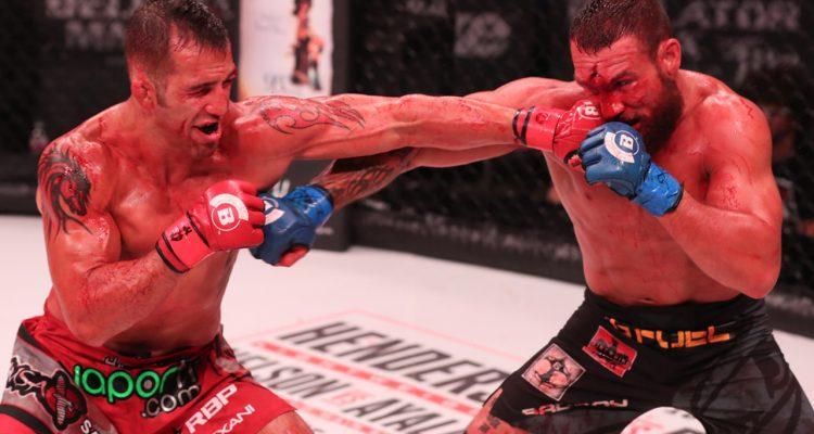 Bellator 181: Campos vs Girtz 3 Fight Highlights (HD)
