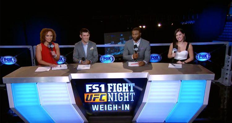 UFC Fight Night Long Island: Weidman vs Gastelum Official Weigh-in