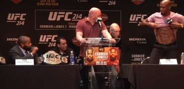 UFC 214: Cormier vs Jones 2, Woodley vs Maia, Cyborg vs Evinger - Press Conference (LIVE!)