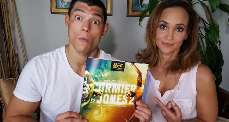 MMA H.E.A.T. Podcast #126: UFC 214! Jones Beats DC In Rematch; Champs Woodley + Cyborg