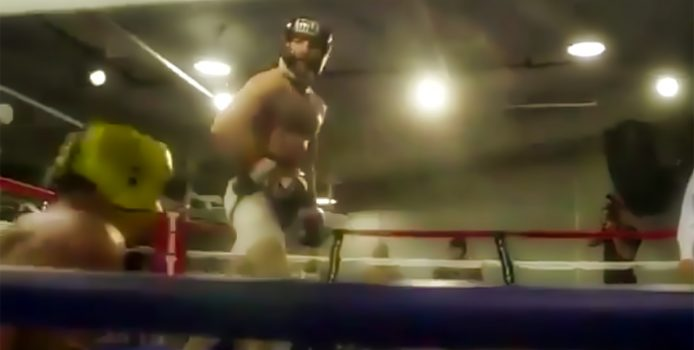Conor McGregor / Paulie Malignaggi Sparring Footage Released!