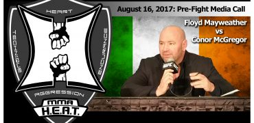 Mayweather vs McGregor: Dana White Pre-Fight Conference Call (FULL)