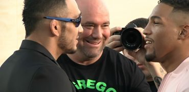 Staredowns: UFC 215's Johnson vs Borg + Nunes vs Shevchenko; UFC 216's Ferguson vs Lee (HD / Full)