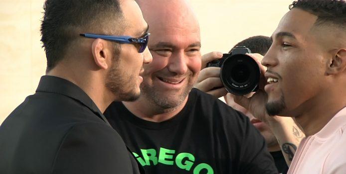 Staredowns: UFC 215's Johnson vs Borg + Nunes vs Shevchenko; UFC 216's Ferguson vs Lee (HD / Full)