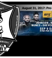 UFC 215: Johnson vs Borg + Nunes vs Shevchenko 2 - Media Call (LIVE!)