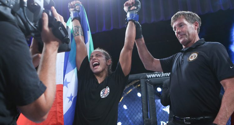 Invicta FC 24: Dudieva vs Borella (photos)