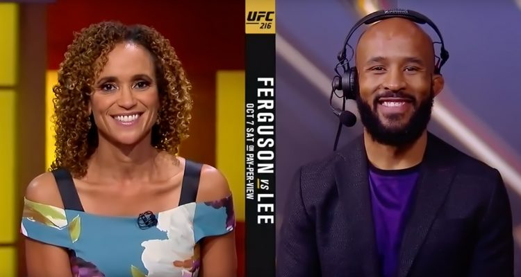 Champ Demetrious Johnson Talks About Breaking Anderson Silva's Record After UFC 216 Win