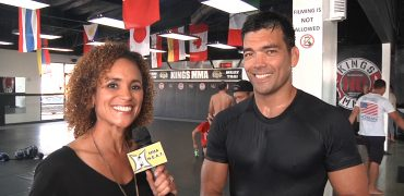 UFC's Lyoto Machida Reflects On Suspension; Talks Brunson Fight, Benefits Of Sparring At Kings MMA