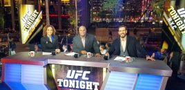 (360° VR / 4K) View Of UFC Tonight's NYC Show With Bryant, Florian, Cormier + UFC 217 Stars