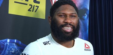 UFC 217: Heavyweight Curtis Blaydes Discusses TKO Win Over Aleksei Oleinik + Questionable Kick