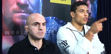 UFC 217: Paulo Costa Talks About Beating Hendricks + Says Derek Brunson And Many Others Are Scared
