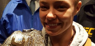 UFC 217 Post-Fight Press Conference: #AndNew UFC Champs St-Pierre, Dillashaw + Namajunas (LIVE!)