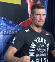 "UFC 217: Stephen ""Wonderboy"" Thompson Talks Masvidal Win + Wanting Robbie Lawler Next"