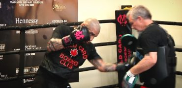 WBO Champ Miguel Cotto Trains w/ Freddie Roach For His Final Fight At MSG (FULL 1HR WORKOUT)