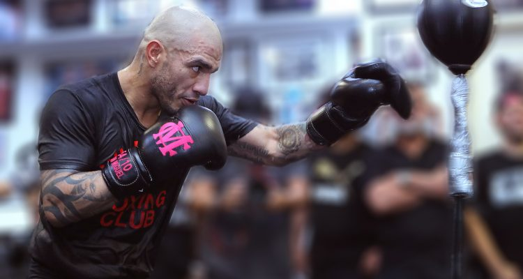 (360° VR / 4K) WBO Champ Miguel Cotto Trains w/ Freddie Roach For Final Fight (FULL 1HR WORKOUT)